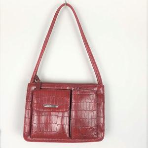 Rosetti Red Shoulder Bag